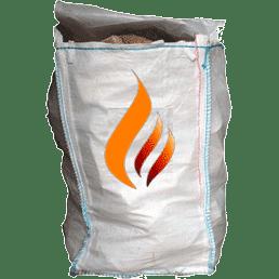 Barrow Bag Of Kiln Dried Logs