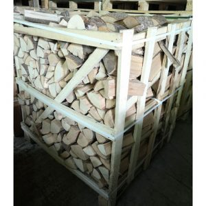 Ash Kiln Dried Hardwood Stacked Crate 1.5 cubic meters